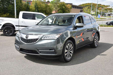 2014 Acura MDX Navigation AWD for Sale  - 20265A  - Alliance Ford