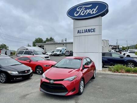 2018 Toyota Corolla LE for Sale  - C3579  - Alliance Ford