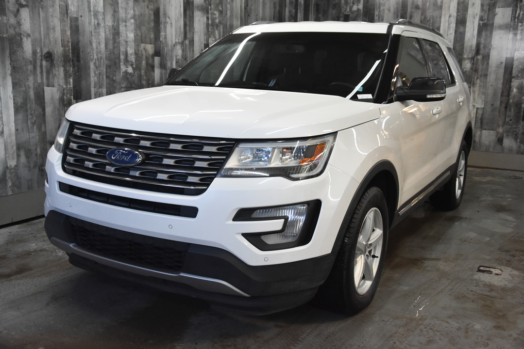2016 Ford Explorer  - Alliance Ford