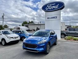 2021 Ford Escape SE Plug-In Hybrid  - 21312  - Alliance Ford