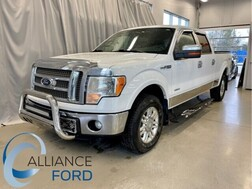 2011 Ford F-150 Lariat 4WD SuperCrew  - D0036  - Alliance Ford