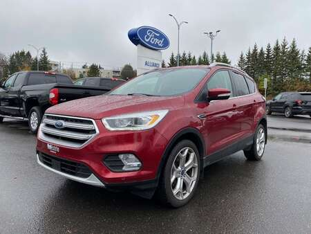 2017 Ford Escape Titanium 4WD for Sale  - 20298A  - Alliance Ford