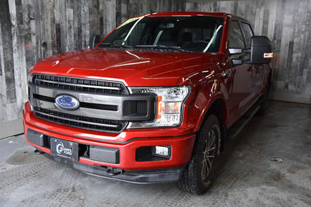 2020 Ford F-150 XLT 4WD SuperCrew for Sale  - 20017  - Alliance Ford