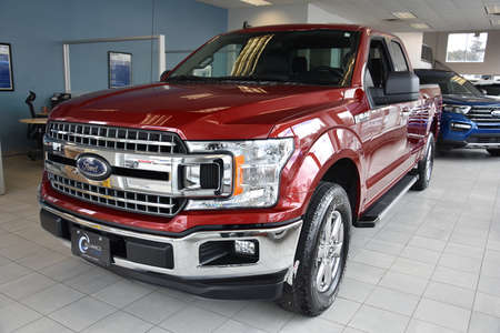 2019 Ford F-150 XLT 4WD SuperCab for Sale  - 19116  - Alliance Ford