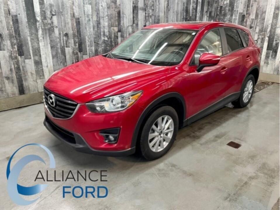 2016 Mazda CX-5  - Alliance Ford
