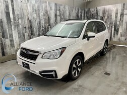 2017 Subaru Forester 2.5i Limited  - D0059  - Alliance Ford