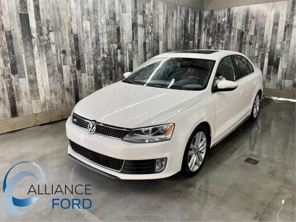 2012 Volkswagen GLI  - Alliance Ford