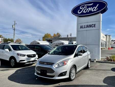 2013 Ford C-Max Hybrid SEL for Sale  - 21213A  - Alliance Ford