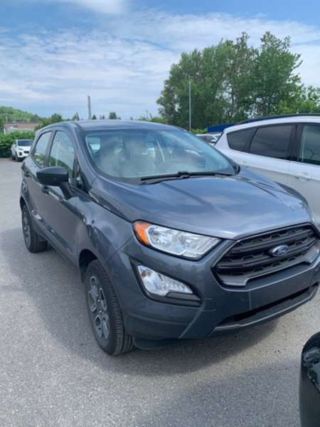 2018 Ford EcoSport S 4WD for Sale  - C3299  - Alliance Ford