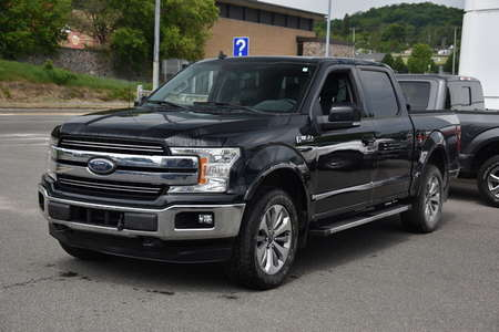 2018 Ford F-150 Lariat 4WD SuperCrew for Sale  - C3291  - Alliance Ford