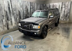 2011 Ford Ranger Sport 4WD SuperCab  - D0084  - Alliance Ford
