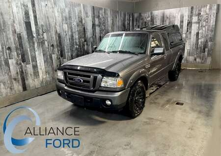 2011 Ford Ranger Sport 4WD SuperCab for Sale  - D0084  - Alliance Ford