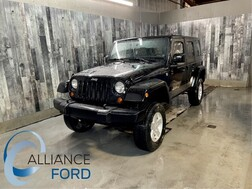 2008 Jeep Wrangler Unlimited X 4WD  - D0083  - Alliance Ford
