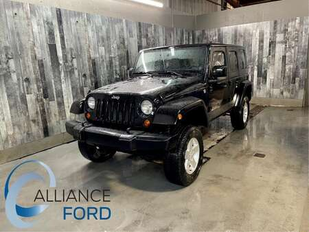 2008 Jeep Wrangler Unlimited X 4WD for Sale  - D0083  - Alliance Ford