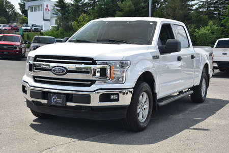 2018 Ford F-150 XLT 4WD SuperCrew for Sale  - C3283  - Alliance Ford