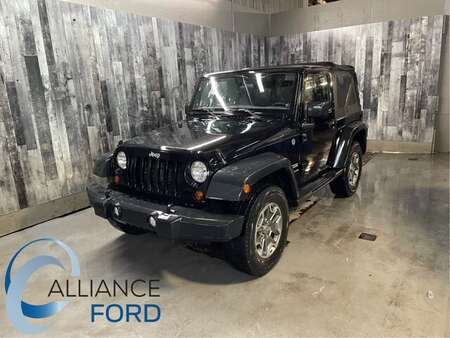 2013 Jeep Wrangler Sport 4WD for Sale  - D0086  - Alliance Ford