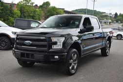 2016 Ford F-150 Lariat 4WD SuperCrew  - C3267  - Alliance Ford