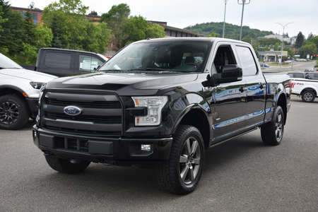 2016 Ford F-150 Lariat 4WD SuperCrew for Sale  - C3267  - Alliance Ford