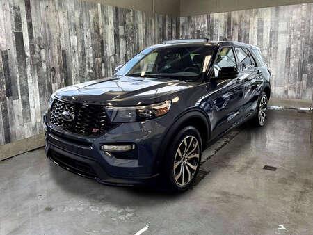 2021 Ford Explorer ST for Sale  - 21002  - Alliance Ford