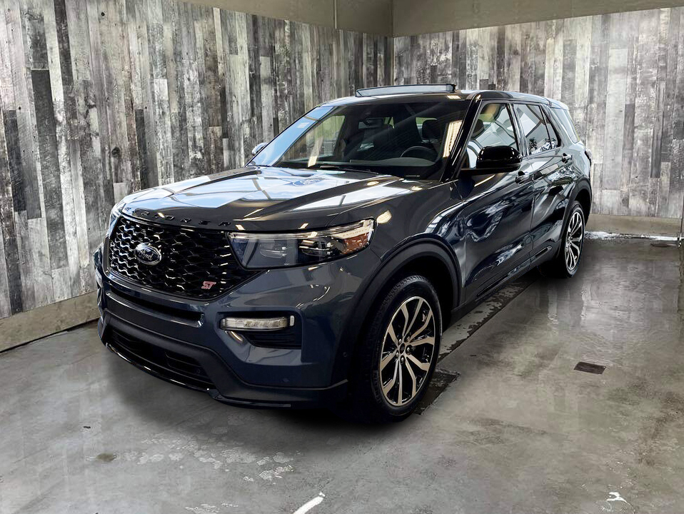 2021 Ford Explorer  - Alliance Ford