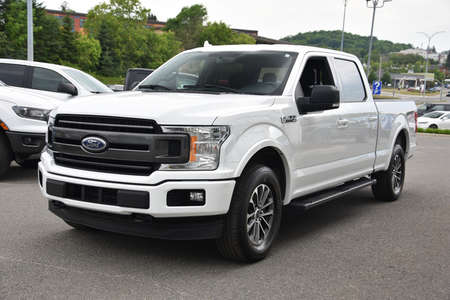 2018 Ford F-150 XLT 4WD SuperCrew for Sale  - C3275  - Alliance Ford