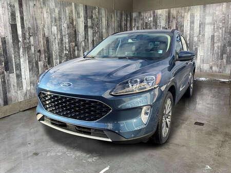 2020 Ford Escape Titanium Hybrid for Sale  - 20350  - Alliance Ford