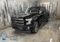 2017 Ford F-150 Lariat 4WD SuperCrew  - C3527  - Alliance Ford