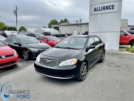 2008 Toyota Corolla CE for Sale  - 20354B  - Alliance Ford