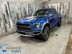 2018 Ford F-150 Raptor 4WD SuperCrew  - D0072  - Alliance Ford