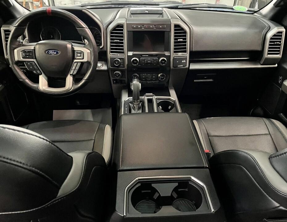 2018 Ford F-150  - Alliance Ford