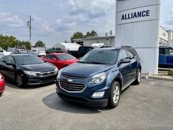 2016 Chevrolet Equinox LT, AUTOMAIQUE, A/C, GR.ELECTRIQUE, MAGS,  - D0104  - Alliance Ford