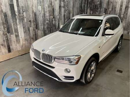 2017 BMW X3 xDrive28i for Sale  - C3320  - Alliance Ford