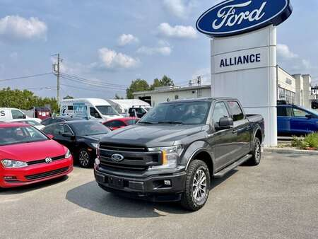 2020 Ford F-150 XLT 4WD, CREW CAB, for Sale  - D0106  - Alliance Ford