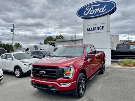 2021 Ford F-150 LARIAT for Sale  - 21310  - Alliance Ford