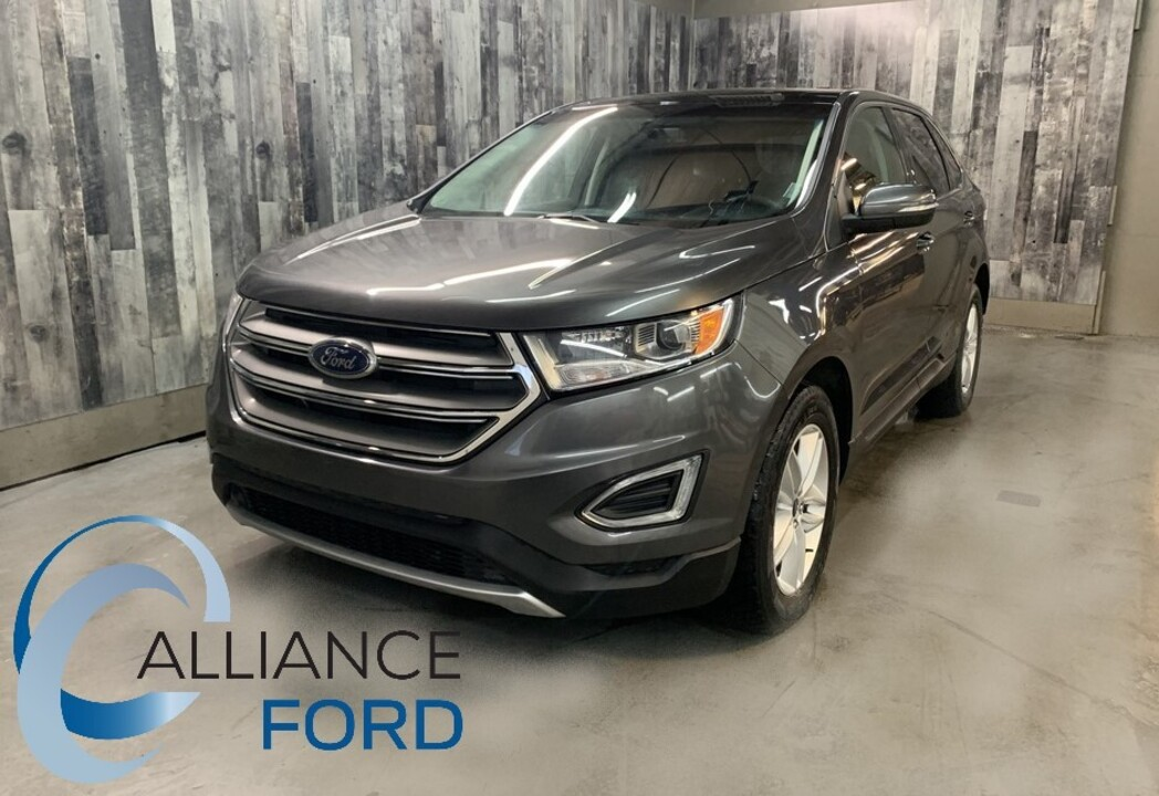 2015 Ford Edge  - Alliance Ford