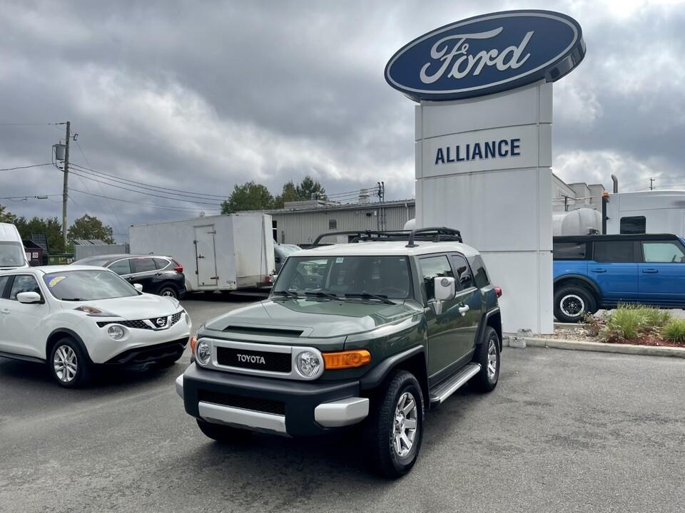 2014 Toyota FJ Cruiser  - Alliance Ford