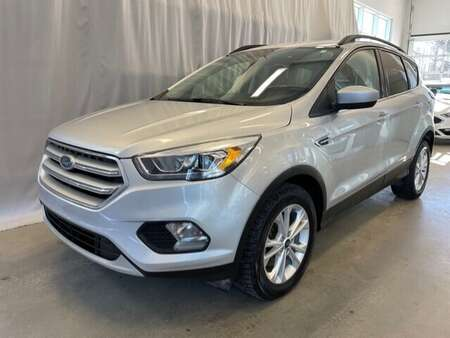 2018 Ford Escape SEL 4WD for Sale  - 18444A  - Alliance Ford