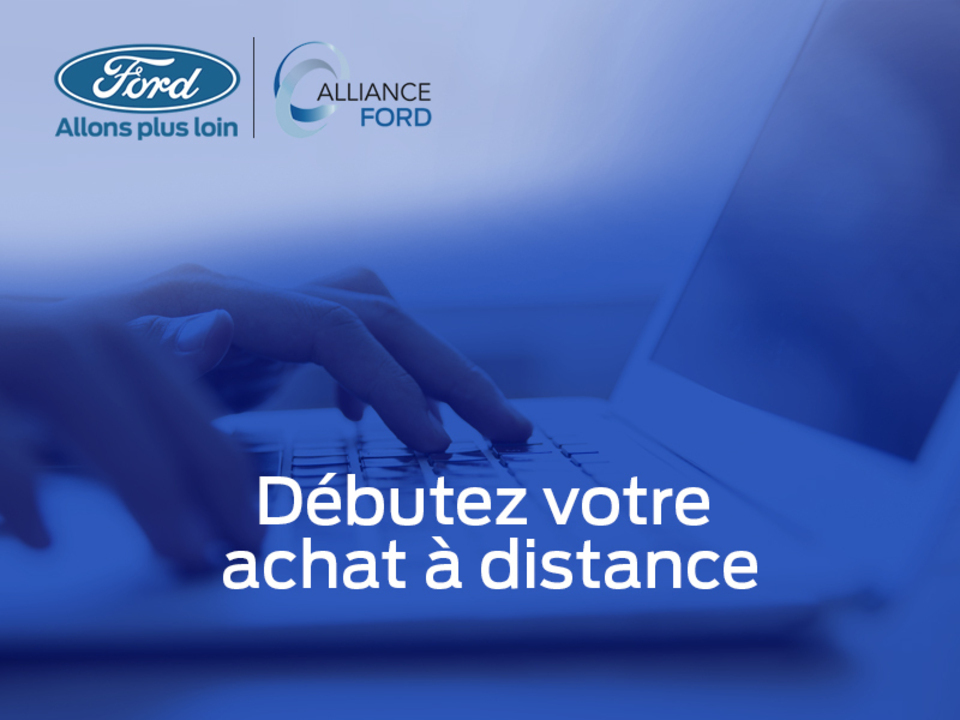 2019 Ford Edge  - Alliance Ford