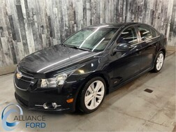2011 Chevrolet Cruze LT Turbo  - D0028  - Alliance Ford