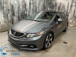 2013 Honda Civic Touring  - D0039  - Alliance Ford