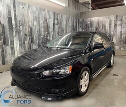 2013 Mitsubishi Lancer SE  - D0011  - Alliance Ford
