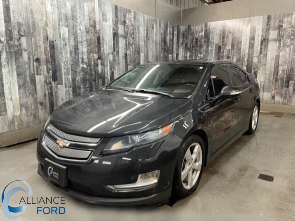 2014 Chevrolet Volt  - Alliance Ford