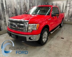 2014 Ford F-150 XLT 4WD SuperCab  - 21081A  - Alliance Ford