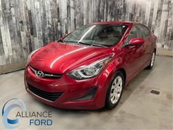 2014 Hyundai Elantra GL  - D0010  - Alliance Ford