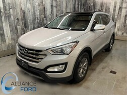 2014 Hyundai Santa Fe Sport 2.4 Luxury AWD  - D0017  - Alliance Ford
