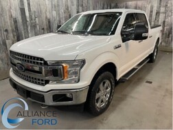 2018 Ford F-150 XLT 4WD SuperCrew  - D0034  - Alliance Ford