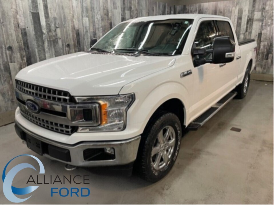 2018 Ford F-150  - Alliance Ford