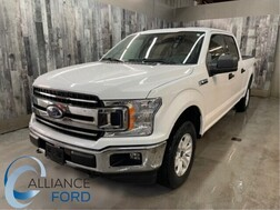 2019 Ford F-150 XLT 4WD SuperCrew  - D0033  - Alliance Ford