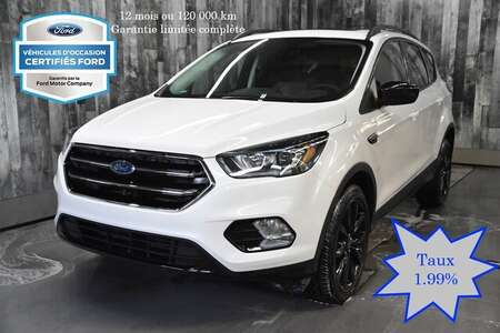 2018 Ford Escape SE AWD  DECOR SPORT TOIT PANO for Sale  - ST-318641  - Alliance Ford