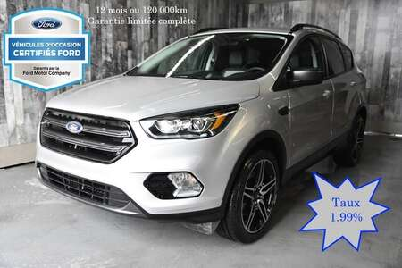 2019 Ford Escape SEL 4WD for Sale  - 19390  - Alliance Ford